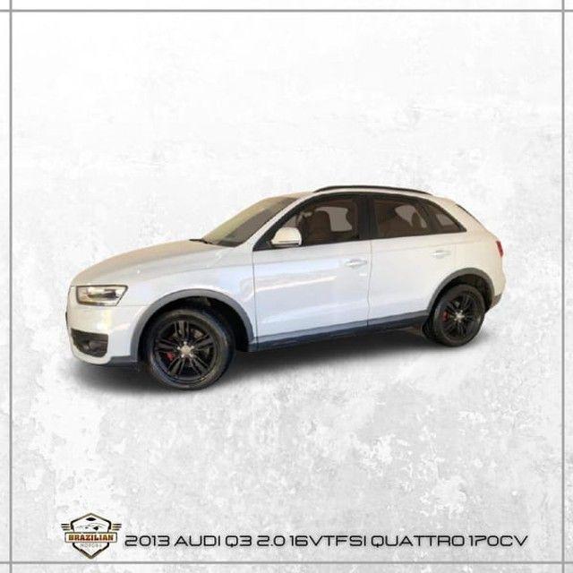 Audi Q3 2.0 16VTFSI QUATTRO 170CV S-TRONIC 5P  - Foto 3