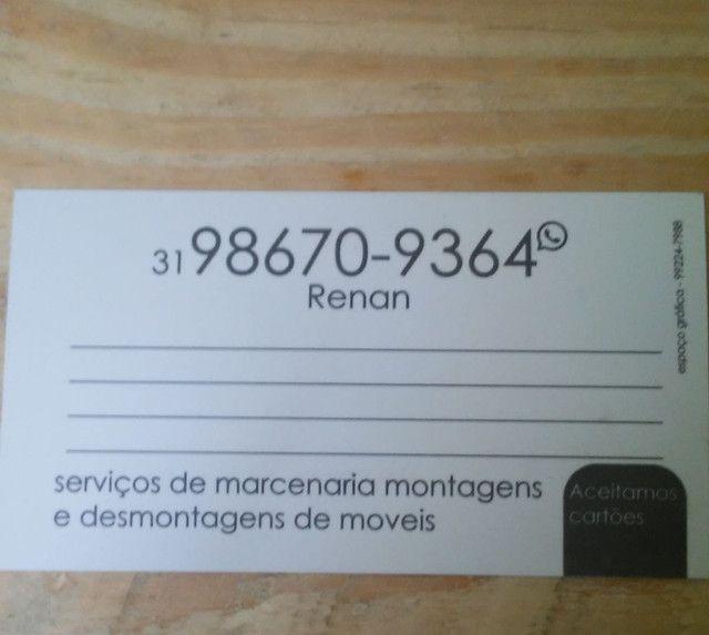 Montador de moveis bh Regiao - Foto 4