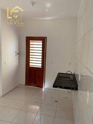Casa com 2 dormitórios à venda, 82 m² por R$ 150.000 - Chácara da Prainha - Aquiraz/Ceará - Foto 7