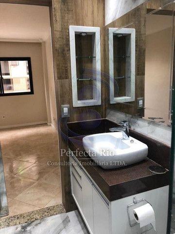 Impecável apartamento de 3 quartos no próximo a praia do Recreio e comércio . - Foto 13