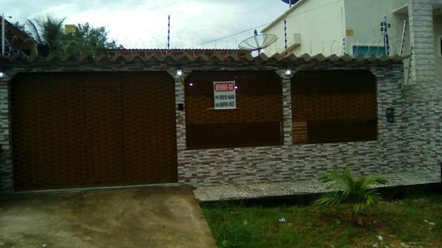 Alugo Casa Com Mobília 1.500$ Reais