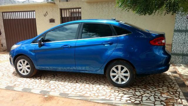 New Fiesta SE 1.6 (Vendo/troco)