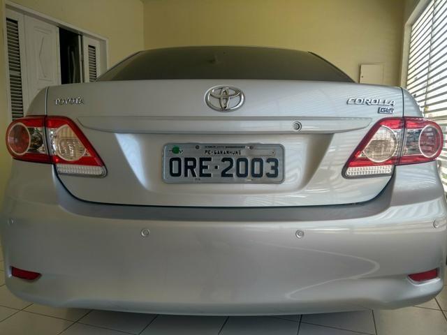 Corolla GLI 1.8 2014 AUT