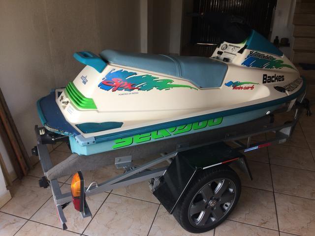 Jet ski Seadoo 580cc SPX 1993 - Foto 5