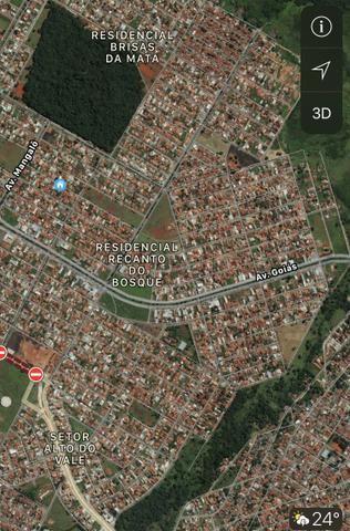 Loteamento Recanto do Bosque - ao lado do Balneario Meia Ponte -Goiania - Foto 4