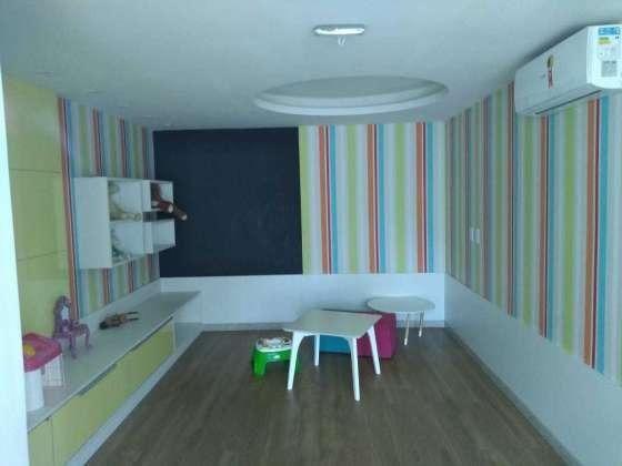 Vendo otimo apartamento com bela vista andar alto sombra 2 vagas cobertas petropolis - Foto 17
