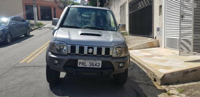 Suzuki Jimmy 4 SPORT * 4X4 * 18/18 * 14.000 kms * Oportunidade Única - Foto 6