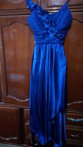 97c78ef472366 Vestido de madrinha como novo azul - Roupas e calçados - Jardim ...
