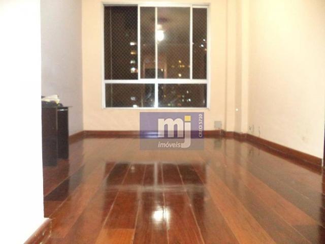 Apartamento à venda, 56 m² por r$ 420.000,00 - icaraí - niterói/rj
