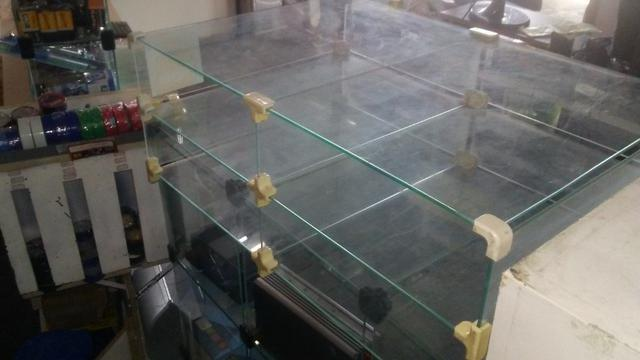 Vitrine expositora de vidro para loja - Foto 3