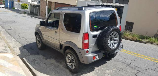 Suzuki Jimmy 4 SPORT * 4X4 * 18/18 * 14.000 kms * Oportunidade Única - Foto 5