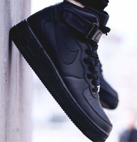 44200f6d3ab Nike air force preto - Roupas e calçados - Chácara N Senhora ...