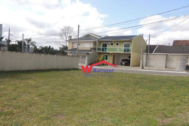 Terreno à venda, 202 m² rua maiorca, 104 - santa terezinha - colombo/pr - Foto 8