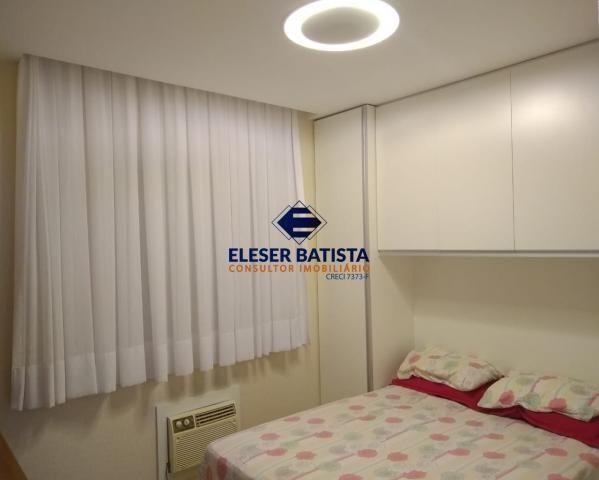 Apartamento à venda com 3 dormitórios em Residencial praças sauípe, Serra cod:AP00169 - Foto 16