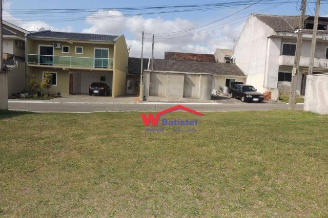 Terreno à venda, 202 m² rua maiorca, 104 - santa terezinha - colombo/pr - Foto 11