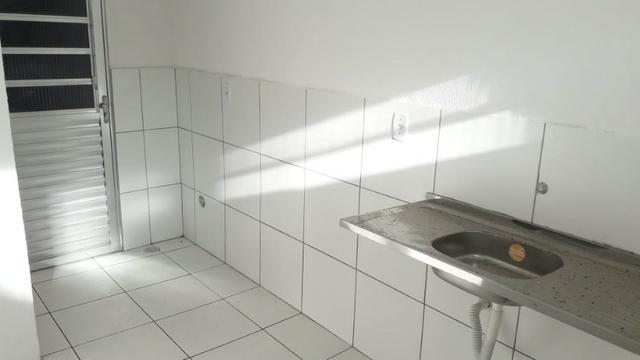 Casas cond. Fechado, 3/4,salão de festas, ITBI e Reg. grátis, s/entrada e parc/ R$ 446,72! - Foto 8