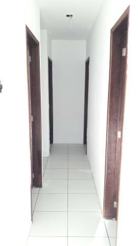 Casas cond. Fechado, 3/4,salão de festas, ITBI e Reg. grátis, s/entrada e parc/ R$ 446,72! - Foto 6