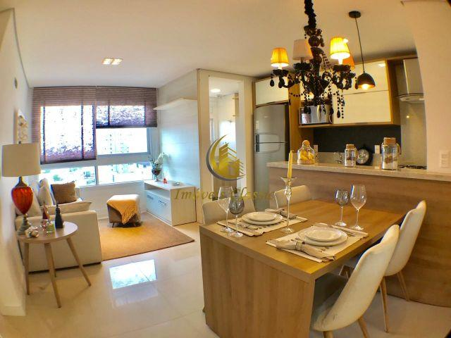 Apartamento à venda com 1 dormitórios em Navegantes, Capão da canoa cod:1173
