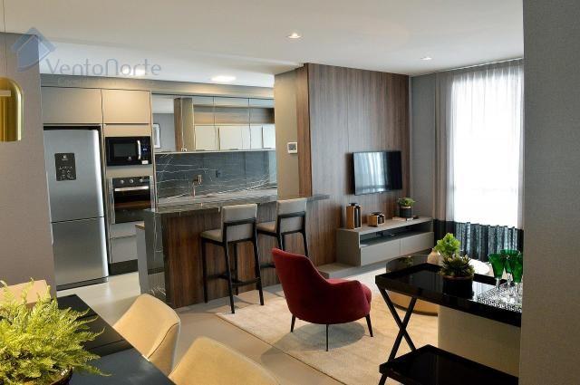 Apartamento à venda com 3 dormitórios em João paulo, Florianópolis cod:707 - Foto 3