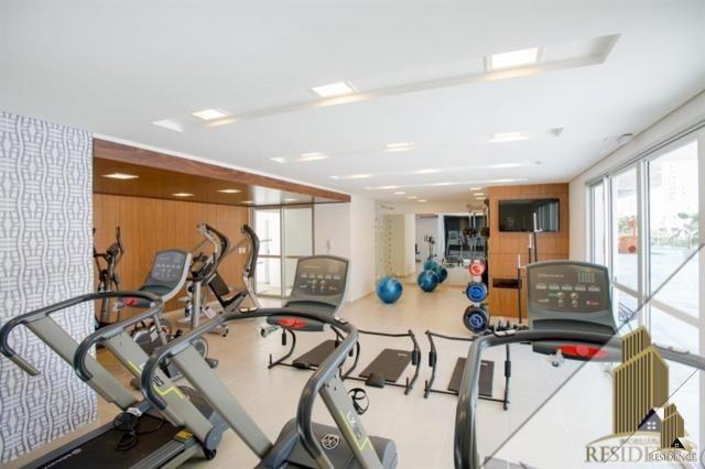 Eco vita ideale - 96 m² - 03 quartos - andar alto - sol da manhã - Foto 19