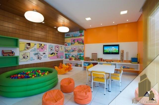 Eco vita ideale - 96 m² - 03 quartos - andar alto - sol da manhã - Foto 17