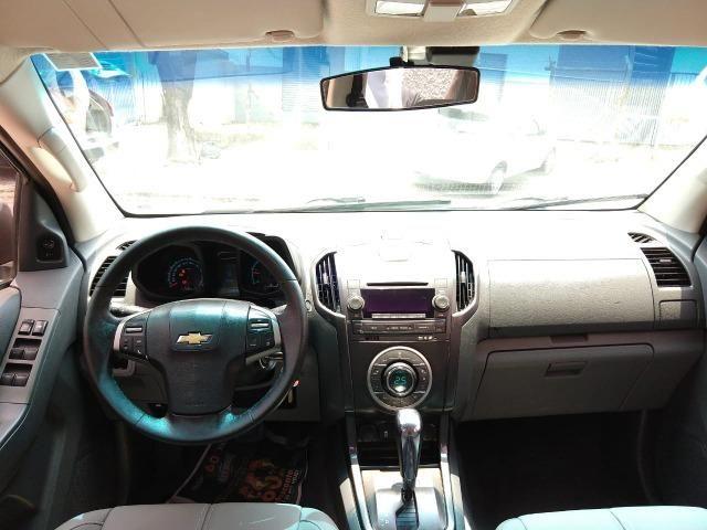 S10 LTZ 2.8 Diesel 4x4 Aut. 2013 - Foto 12