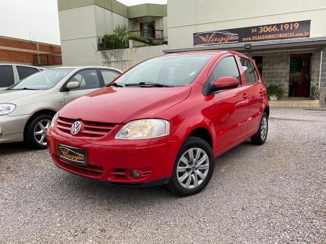 VW/ Fox 1.0 / 2005 / Com Direção Hidraúlica