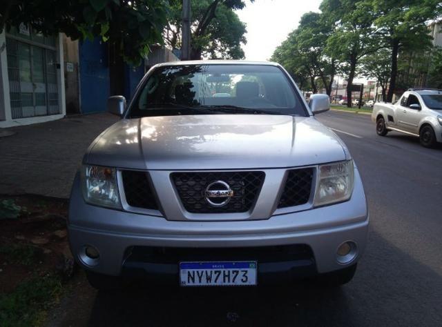 Vendo ou Troco Nissan Frontier - Foto 9