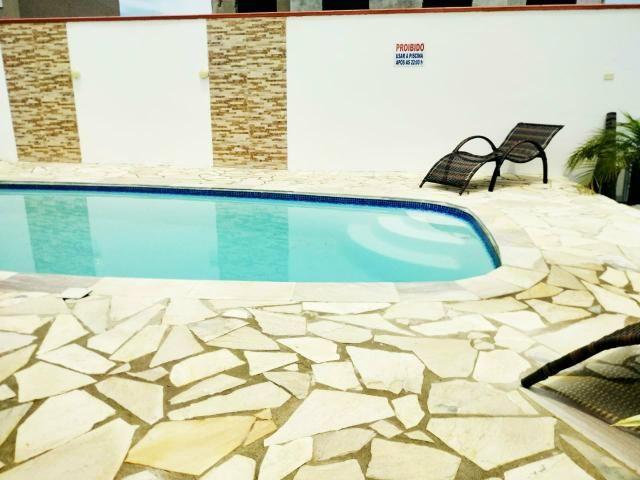 Casa itapoa temporada próximo a praia ar condicionado piscina Wi-fi - Foto 2