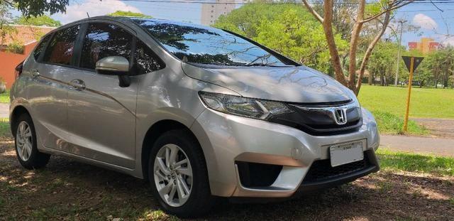 Honda Fit 1.5 CVT Único Dono, Baixa KM - Novíssimo - 2016 - Foto 8