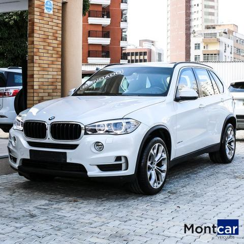 BMW X5 2016/2017 3.0 4X4 30D I6 TURBO DIESEL 4P AUTOMÁTICO