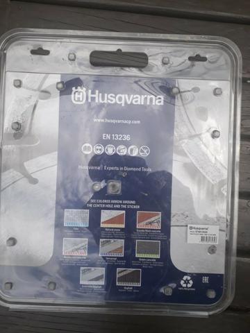 Discos Diamantados Husqvarna Tacti -Cut S50 Plus - novo - Foto 3