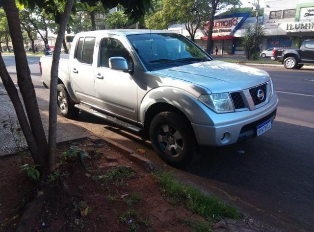 Vendo ou Troco Nissan Frontier - Foto 14