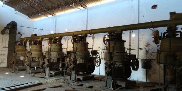Conjunto de Máquinas Extração de Óleo Vegetal