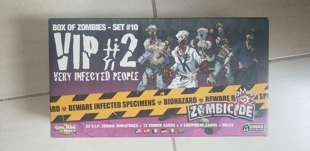 Zombicide + 5 expansões - Foto 4