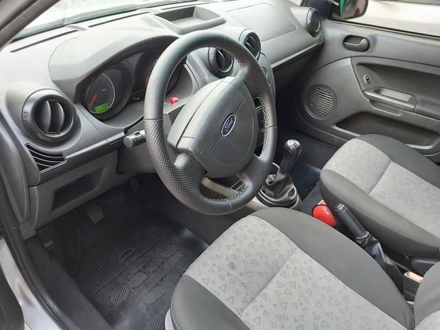 Fiesta sedan 2012 1.6 completo com gnv - Foto 5