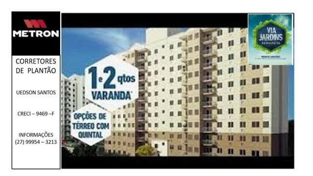 UED-18 - Apartamento 2 quartos em morada de laranjeiras - Foto 6