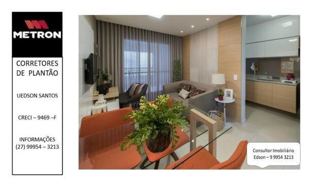 UED-18 - Apartamento 2 quartos em morada de laranjeiras - Foto 7