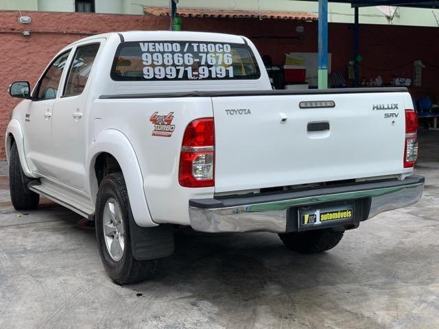 Hilux 13/13 SRV 3.0 diesel 4x4 Multimídia - Foto 3