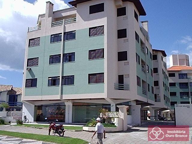 Apartamento à venda com 1 dormitórios em Ingleses do rio vermelho, Florianopolis cod:335 - Foto 19