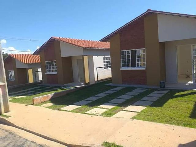 //Alugo casa no Vila Smart Campo Belo/ condomínio fechado/ km 03 após a ponte - Foto 6