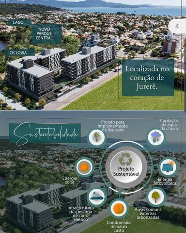 Apartamento Residencial Vilas do Lago em Jurerê - Foto 3