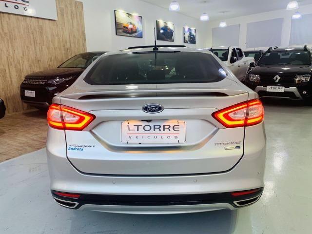 Ford Fusion 2.0 Titanium Awd 16v Gasolina 4p Aut - Foto 3