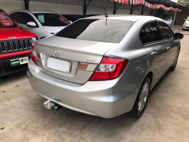 HONDA CIVIC 2012/2012 1.8 LXL 16V FLEX 4P MANUAL - Foto 4