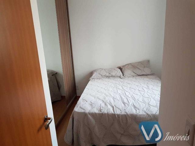 Apartamento mobiliado com 2 quartos no Cond. Lagoa Dourada - Jd. Acquaville, Londrina/PR - Foto 12