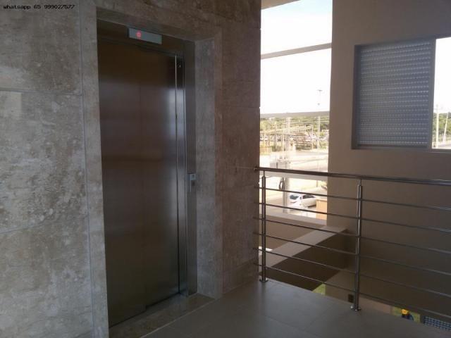 Apartamento para Venda em Cuiabá, Duque de Caxias, 3 dormitórios, 1 suíte, 2 banheiros, 2  - Foto 10