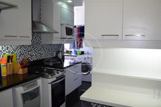 Apartamento à venda com 2 dormitórios em Cosme velho, Rio de janeiro cod:885806 - Foto 14