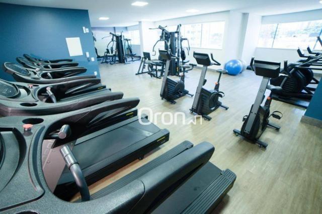 Apartamento com 3 dormitórios à venda, 95 m² por R$ 524.000,00 - Setor Bueno - Goiânia/GO - Foto 8