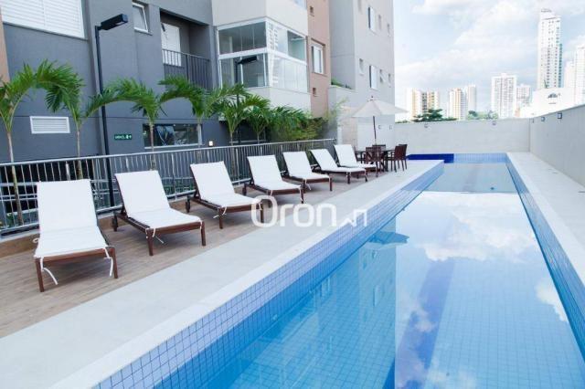 Apartamento com 3 dormitórios à venda, 95 m² por R$ 524.000,00 - Setor Bueno - Goiânia/GO - Foto 12