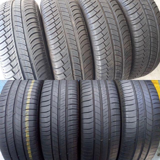 ?pneus semi novos 245/35-20 - Foto 11
